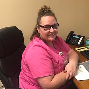 Image of Natasha Formica Kadima Staff Member