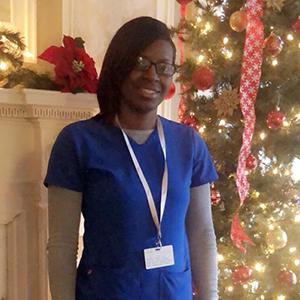 Image of Kiara Johnson Kadima Staff Member